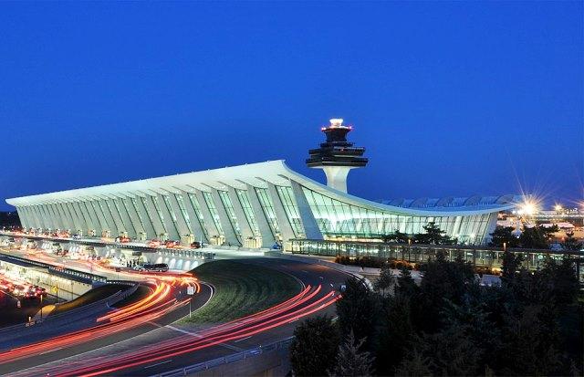 Washington Dulles International Airport - photo Joe Ravi
