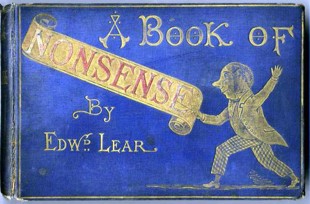 A Book of Nonsense (c. 1875 James Miller edition) by Edward Lear