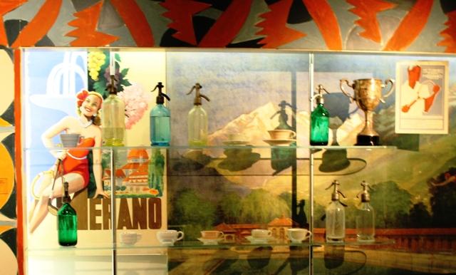 1920s Merano bar - Truattmansdorff Tourism Museum - image Zoe Dawes