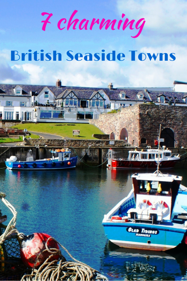 7 Charming Seaside Towns Around The Uk