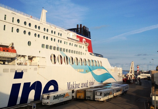 Stena Line ferry