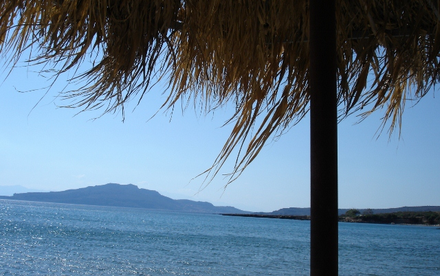 Peloponnese Beach Greece