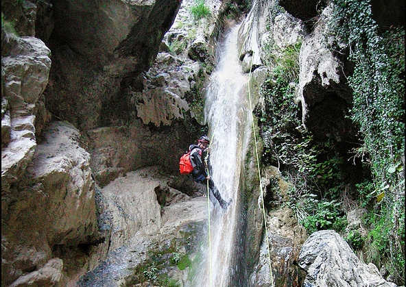 Canyoning