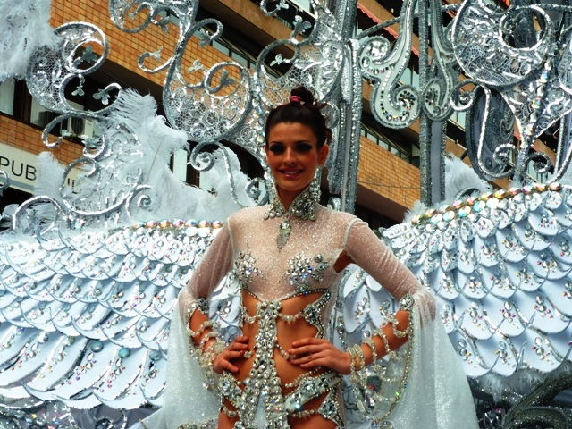 Carnival Queen Tenerife 2013 - by Zoe Dawes