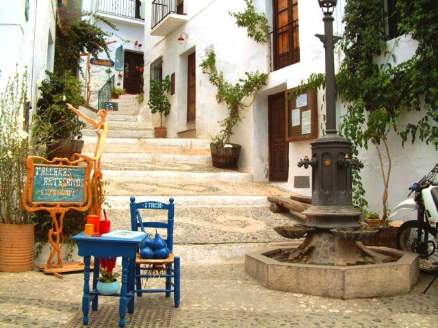 Frigiliana Street