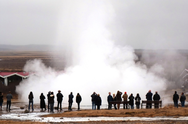 Strokkur geysir