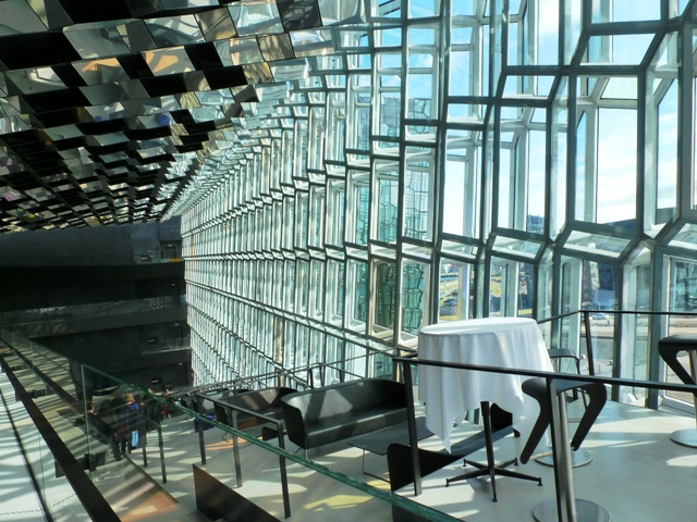 Harpa Concert Hall Reykjavik