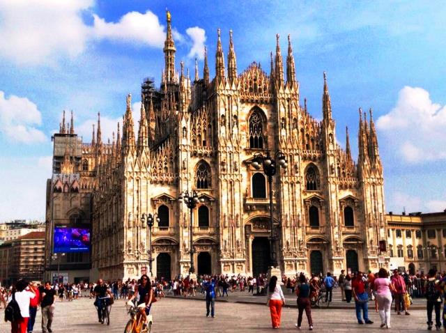 Milan Cathedral Il Duomo Italy