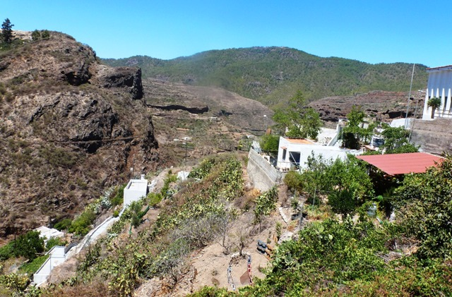 Growing food on Gran Canaria