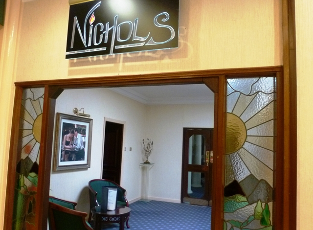 Nichols restaurant