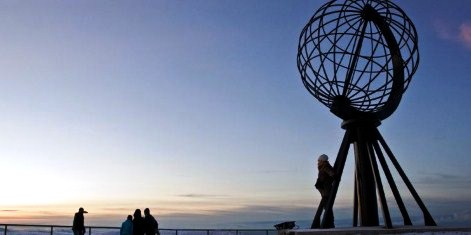 North Cape - Hurtigruten excursion