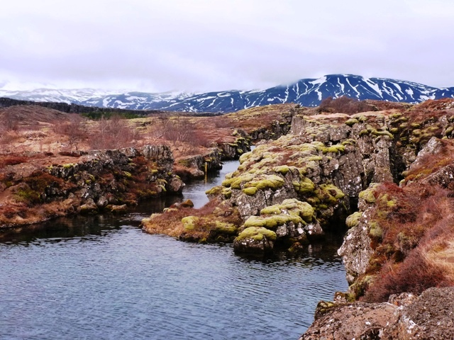 Pingvellir Rift