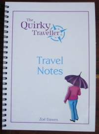 The Quirky Traveller Travel Notes