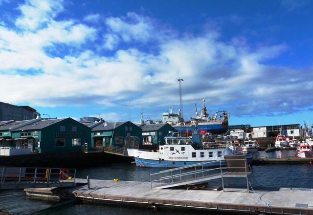 Hafn - Reykjavik Harbour 
