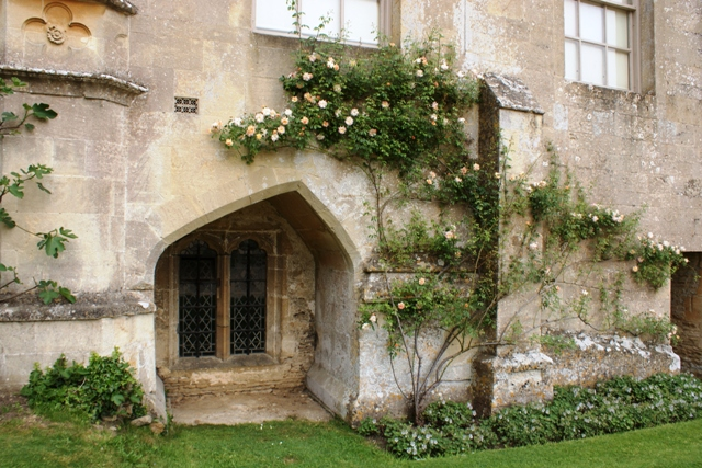 Lacock Abbey