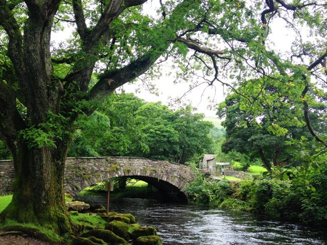 Rydal bridge