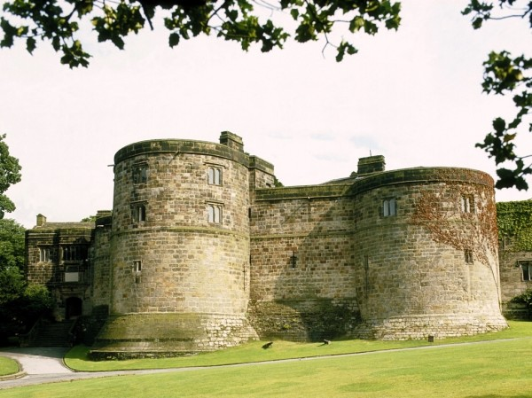 Skipton Castle c/o Visit Britain