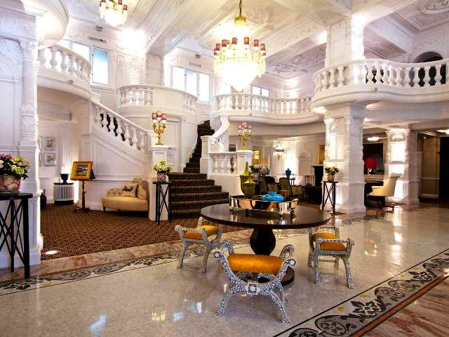 St. Ermin's Lobby