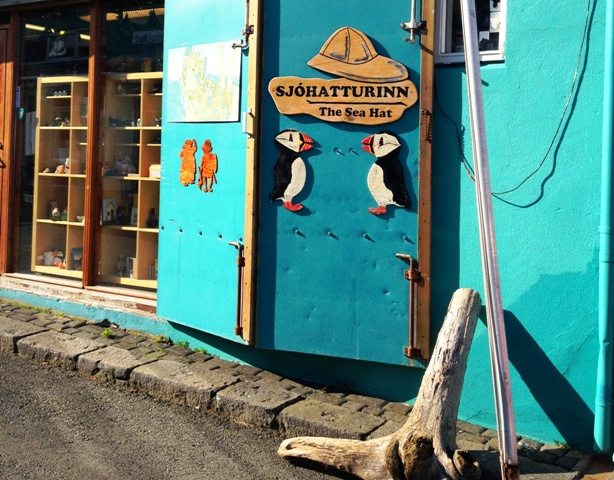 The Sea Hat shop - Reykjavik