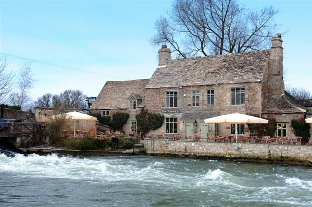 The Trout Inn, Oxfordshire