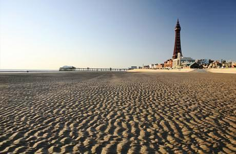 Blackpool Tower &amp; Beach - Visit Blackpool