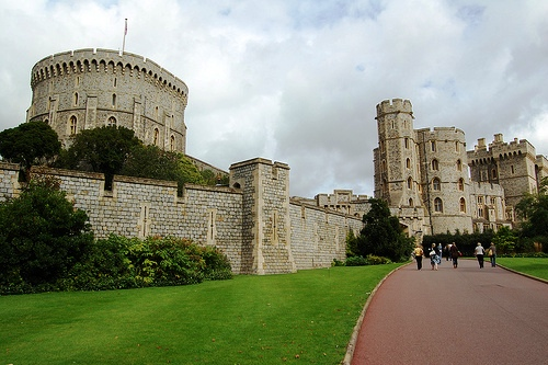 Windsor Castle by Konqui