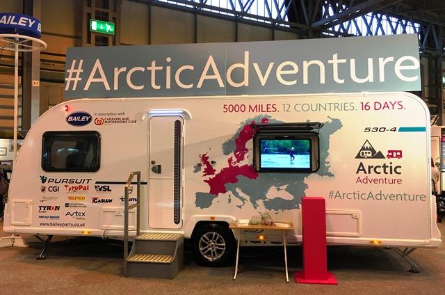Arctic Adventure Caravan