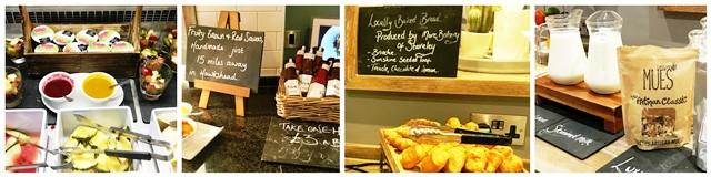 Breakfast Castle Green Hotel Kendal
