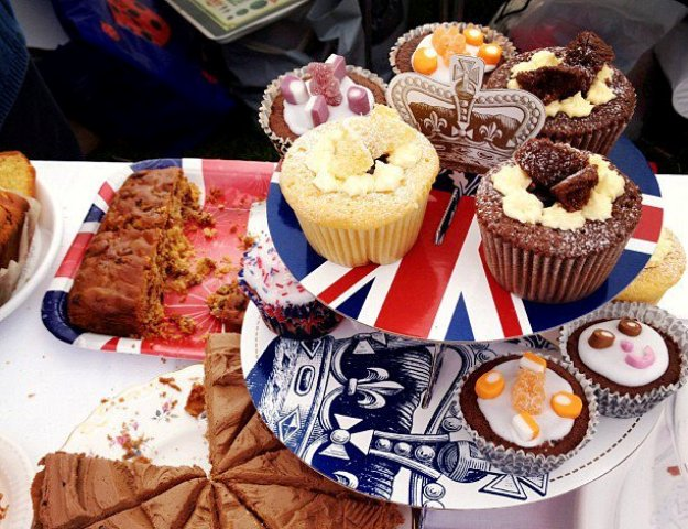 Jubilee cakes