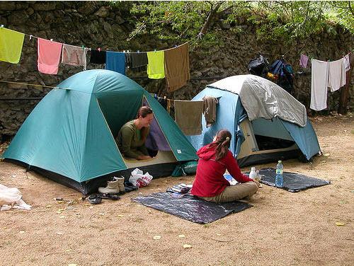 Swinger camping Mature Moms TV