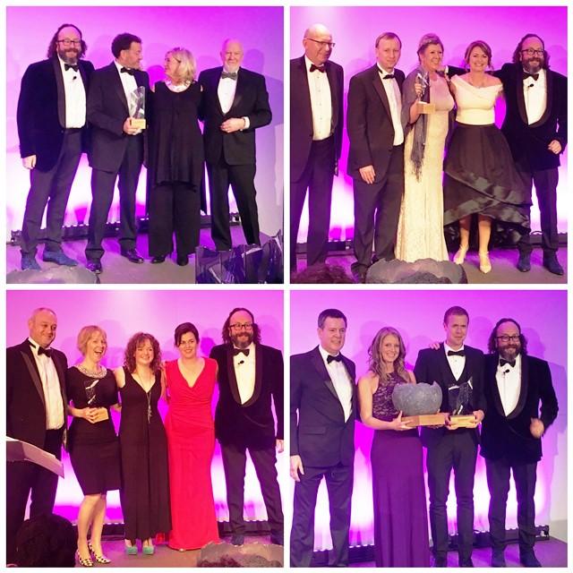 Winners Cumbria Family Business Awards 2017