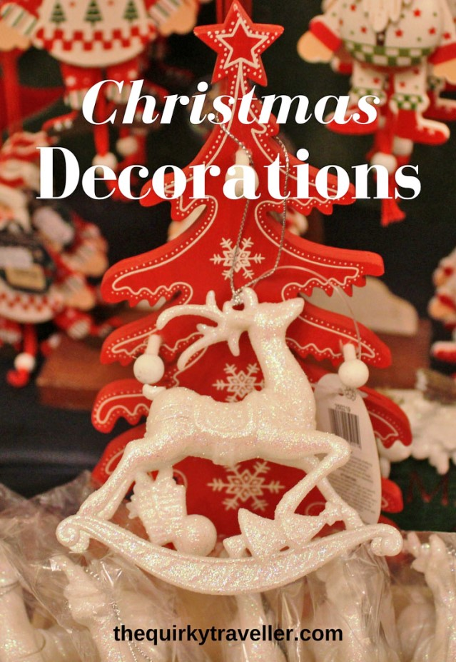 Christmas decorations from around the world