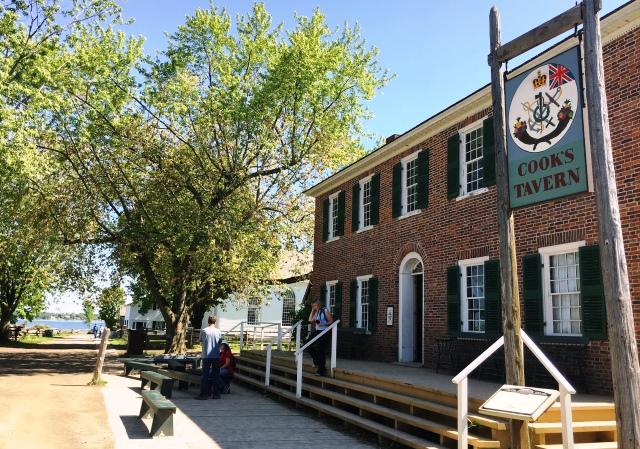 Cook's Tavern Upper Canada Village