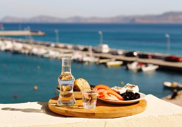 Food on Crete