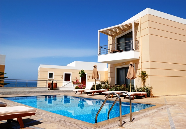 Villa in Crete Greece