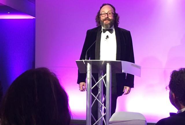 Dave Myers opens Cumbria Family Business Awards