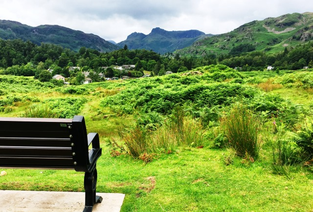Elterwater Common Langdale Valley Lake District World Heritage site - photo Zoe Dawes