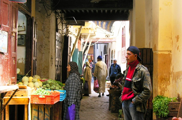Fez Medina, Morocco