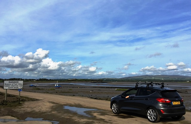 Ford Fiesta Sunderland Point Lancashire