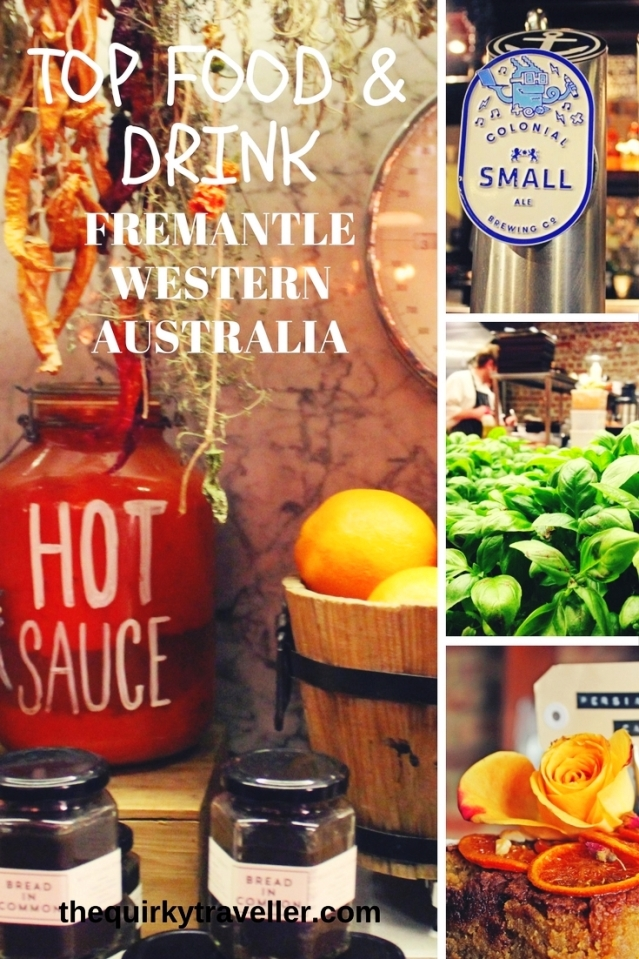 Fremantle Food & Drink
