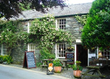 Bridge Cottage teashop