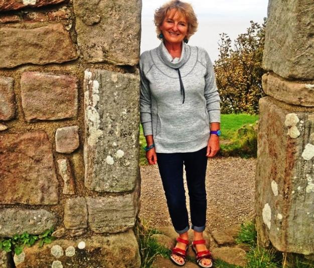 St Patrick's Chapel Heysham Lancashire - Zoe Dawes