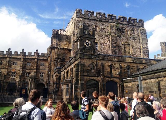 Lancaster Castle tour