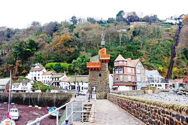 Lynmouth Exmoor - photo zoedawes