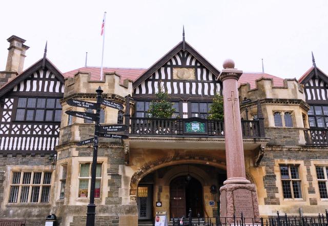 Lyton Town Hall Exmoor