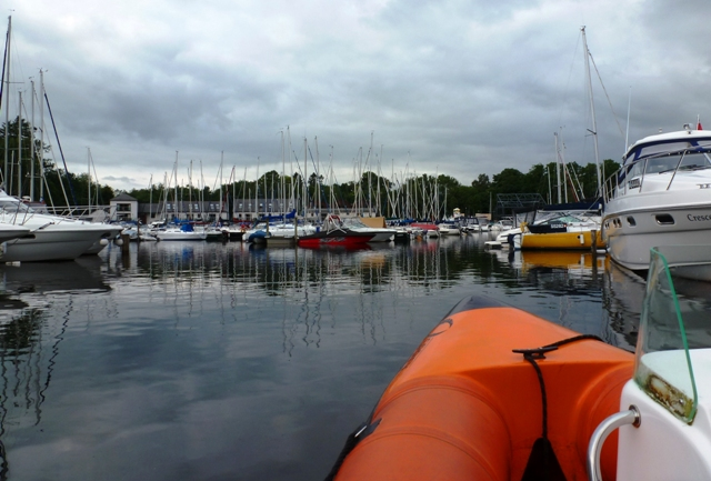 Windermere marina