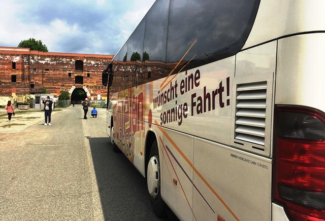 Nazi Party Rally Grounds bus tour Nuremberg