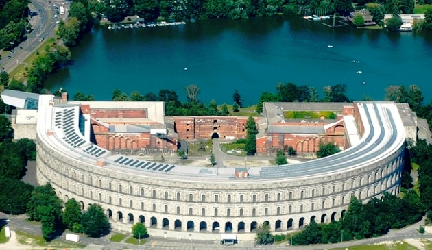 Nuremberg_Aerial_Kongresshalle Aerial photo of Congress Hall - photo Nicohofmann