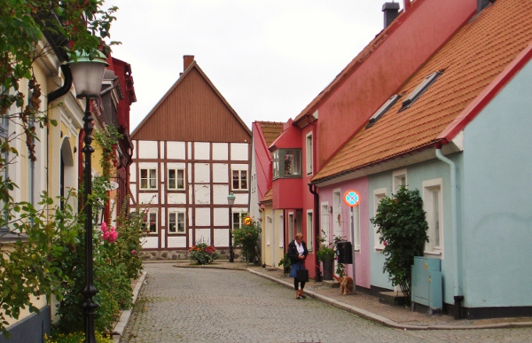 Old Ystad