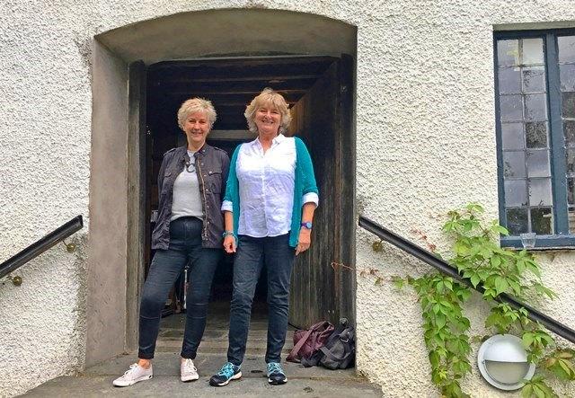 Ondy and Zoe Rookhow Cumbria